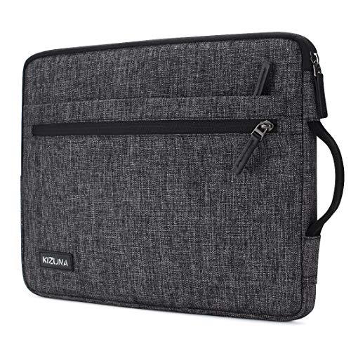 KIZUNA Notebook Tasche 14 Zoll Laptop Hülle Sleeve mit Griff Wasserdicht Schutzhülle Case Bag Etui Aktentasche Für 14