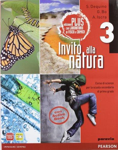 Invito alla natura plus. Per la Scuola media. Con CD-ROM. Con espansione online: 3