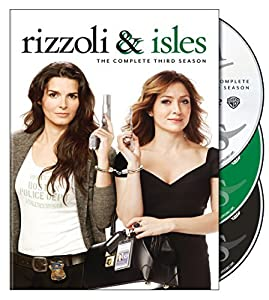 Rizzoli & Isles: The Complete Third Season [DVD] [Region 1] [US Import] [NTSC]