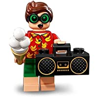 The Lego Batman Movie SERIES 2 - VACATION ROBIN Minifigure - 71020 - (Bagged)