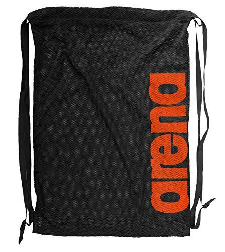 arena Fast Mesh Tasche, Saiten, Unisex Erwachsene Einheitsgröße orange (neon orange)