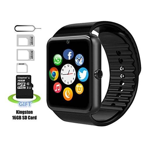 Reloj inteligente Smart Watch Reloj Inteligente, Android, iPhone, Pushman YG8, diario resistente al agua, a prueba de sudor, Smartphones, Reloj Inteligente para Android, reloj inteligente para iPhone6/6S/7