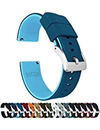 Amazon.es  Azul - Correas   Accesorios  Relojes 17113d372897