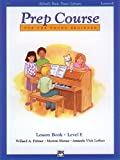 Alfred's Basic Piano Prep Course Lesson Book, Bk E: For the Young Beginner (Alfred's Basic Piano Library)