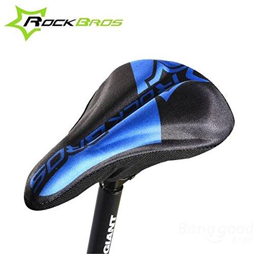 Preisvergleich Produktbild Bazaar ROCKBROS MTB Bike Cycling weiche atmungsaktive Sättel Fahrradsitzkissenbezug 3 Farben