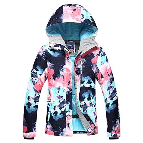 2017gsousnow ski tragen, winddicht, atmungsaktiv, warm und ski - anzug, der anzug, anzug, kostenlos,xs,navy blue