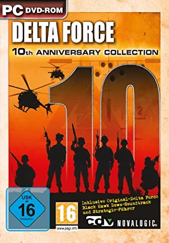 Delta Force 10th Anniversary Collection [Import allemand]