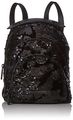 Kendall + Kylie - Sloane Mini Sequins, Zaini Donna Nero (Black)