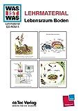 Was ist was, Lehrmaterial, Bd.5 : Lebensraum Boden, 1 CD-ROM Jahrgangsstufen 2-9. Einzelplatzlizenz. Ab Windows 9.x