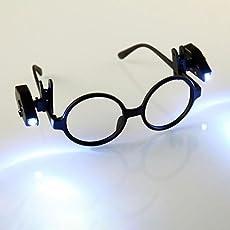 Aolvo Leicht zu Clip auf Kopf Lichter, Gap Hat Licht Super Bright LED Clip auf Mini-Leselampe Beleuchtung, Mini Bright LED Camping-Leselicht mit Drehen Clip für Camping Repairman Wartung Worker