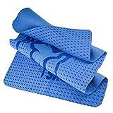 Radians RSC10 Arctic Skull Cooling Towel, Blue by Radians, Inc.