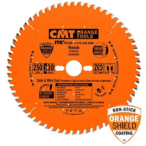 CMT Orange Tools 272.136.36h Handkreissäge (Ultra ITK) 136x 1.3x 20Z 36