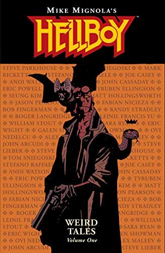 Hellboy: Weird Tales by Mike Mignola (December 09,2014)