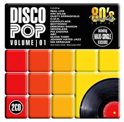 Preisvergleich Produktbild 80s Revolution Disco Pop Vol. 1