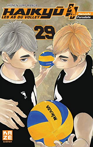 Haikyu !! - Les As du volley T29