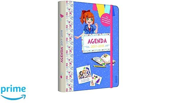 Agenda Les Ptites Créatrices 2017 2018 Amazonfr Shiilia Livres