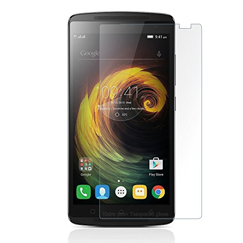 Kaira 2.5D 0.3mm Pro+ Tempered Glass Screen Protector For Lenovo K4 Note (Clear HD)