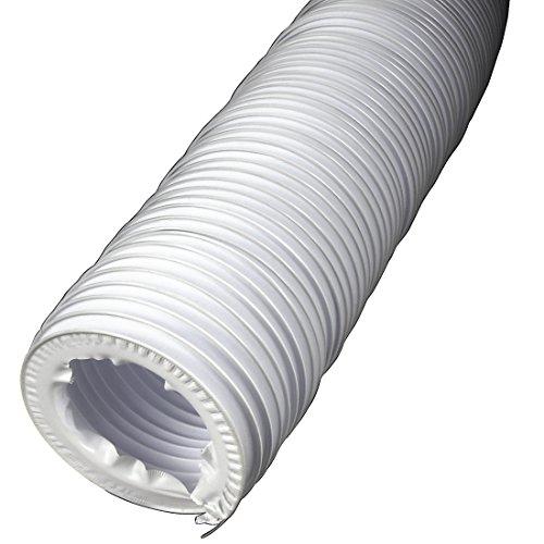 Xavax Abluftschlauch für Wäschetrockner, Innendurchmesser 10,2 cm, Länge 2 m Mobile Video-installation