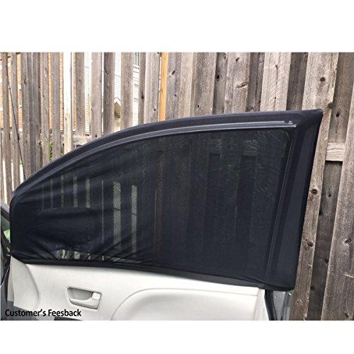 L/&U Parabrezza Parasole Blocchi Raggi UV Pieghevole della Visiera di Sun Protector per la Maggior Parte E81 E82 E85 E86 E87 E88 E89 E90 E91 E92 E93 E21 E30 E36 E46 Z4 1-Series 3-Series