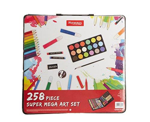 ryman-super-mega-art-set-258-piece