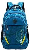 Kinder Junge und Mädchen Schulrucksack Schultasche Nylon Schulranzen Sportrucksack Backpack