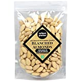 #4: Urban Platter Blanched California Almonds, 400g