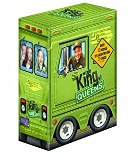 The King of Queens: The Entire Package [DVD] (B007PES718) | Amazon price tracker / tracking, Amazon price history charts, Amazon price watches, Amazon price drop alerts