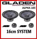 Gladen Alpha 165