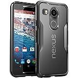 Google Nexus 5X Hülle (2015 Release), SUPCASE [Unicorn Beetle Serie] Premium-Hybrid Protective Schutzhülle / Case / Zubehör (Frost/Schwarz)