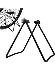 Gearmax® Bike plegable Caballete para bicicletas U Soporte