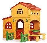 FEBER Gran Villa - Maison de jeux pour enfants de 2 à 6 ans (Famosa 800008590)