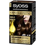 SYOSS SAINT ALGUE Oléo Suprême Coloration permanente 4-18 Marron Chocolat