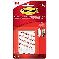 Command - Adesivi per appendini, dimensioni medie, 6 confezioni