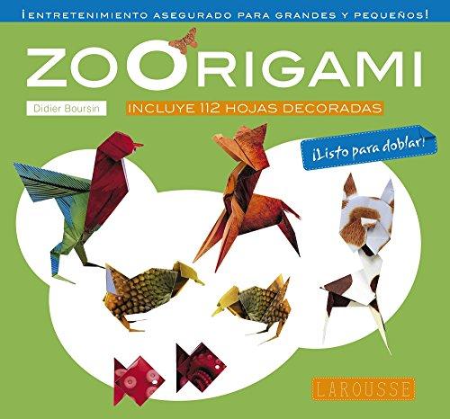 Zoorigami (Larousse - Libros Ilustrados/ Prácticos - Ocio Y Naturaleza - Ocio)