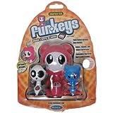 - U.B. Funkeys Starter (Pink) Kit with Lotus and Vroom by Mattel
