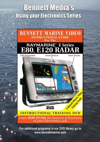 RAYMARINE E Series: E80, E120 RADAR Raymarine-tv
