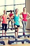 Bonmedico® Genuo, einstellbare Kniebandage, unterstützt beim Sport wie z.B. Laufen und Fitness. Kreuzband, Meniskus, Patella, uvm. werden aktiv stabilisiert. Die Bandage ist geeignet für Damen und Herren, rechts und links tragbar, elastisch, atmungsaktiv und antibakteriell. - 4