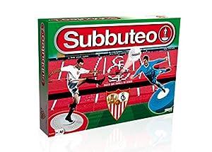 Sevilla FC Subbuteo Playset (11978), Multicolor (Eleven Force