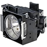 Electrified ELPLP60-E3-ELE8 Electrified E3-ELPLP60 Replacement Lamp With Housing For Epson PowerLite92 Projectors