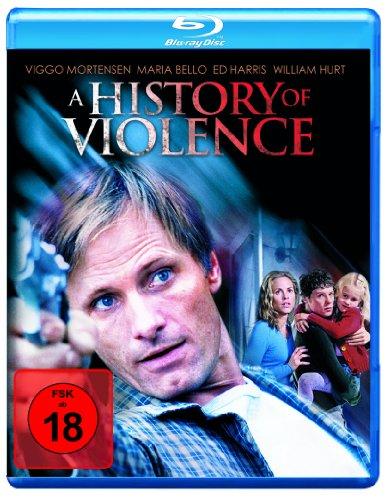 A History Of Violence [Blu-ray]