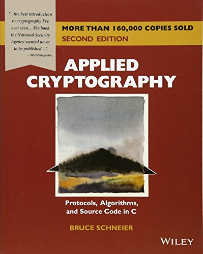 Innovationen Aus Holz (Applied Cryptography: Protocols, Algorithms and Source Code in C)