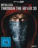METALLICA - Through the Never (2-Disc Edition, Steelbook) [3D Blu-ray inkl. 2D]