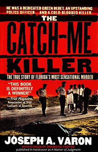 The Catch-Me Killer (English Edition)