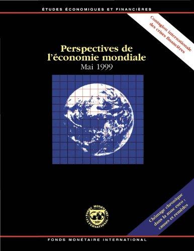 Perspectives de l'économie Mondiale, Mai 1999: