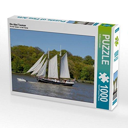 Preisvergleich Produktbild Die Abel Tasman 1000 Teile Puzzle quer (CALVENDO Mobilitaet)