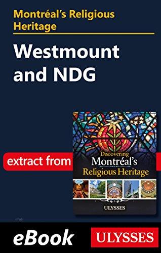 Descargar Libro Montréal's Religious Heritage: Westmount and NDG de Siham Jamaa
