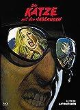 Die Katze mit den Jadeaugen - Uncut//Mediabook  (+ DVD) [Blu-ray] [Limited Edition]