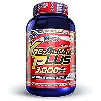 Kre-Alkalyn la creatina más pura que te proporciona fuerza, potencia y resistencia. 120 capsulas.
