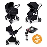 Ickle Bubba Stroller, Baby Travel System | Bundle...