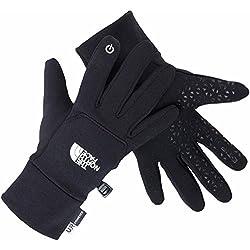 The North Face Etip Glove - Guantes unisex, color negro, talla M